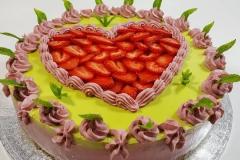 Erdbeere Minze