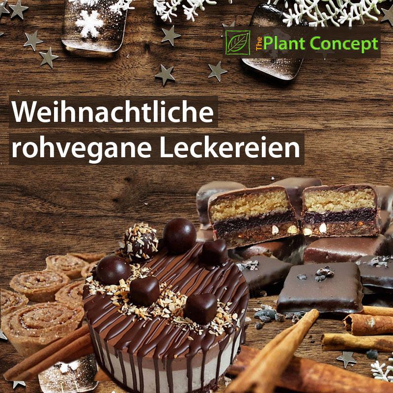 Rohkost Schokolade